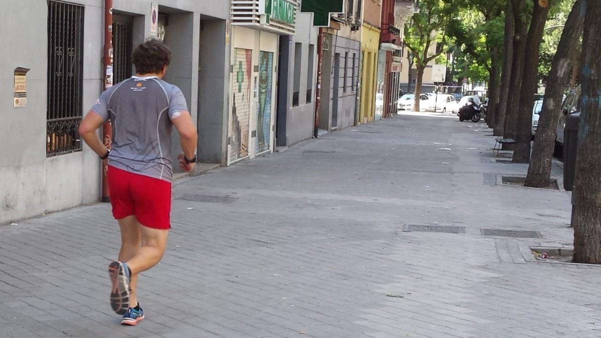 Sesión de Jogging