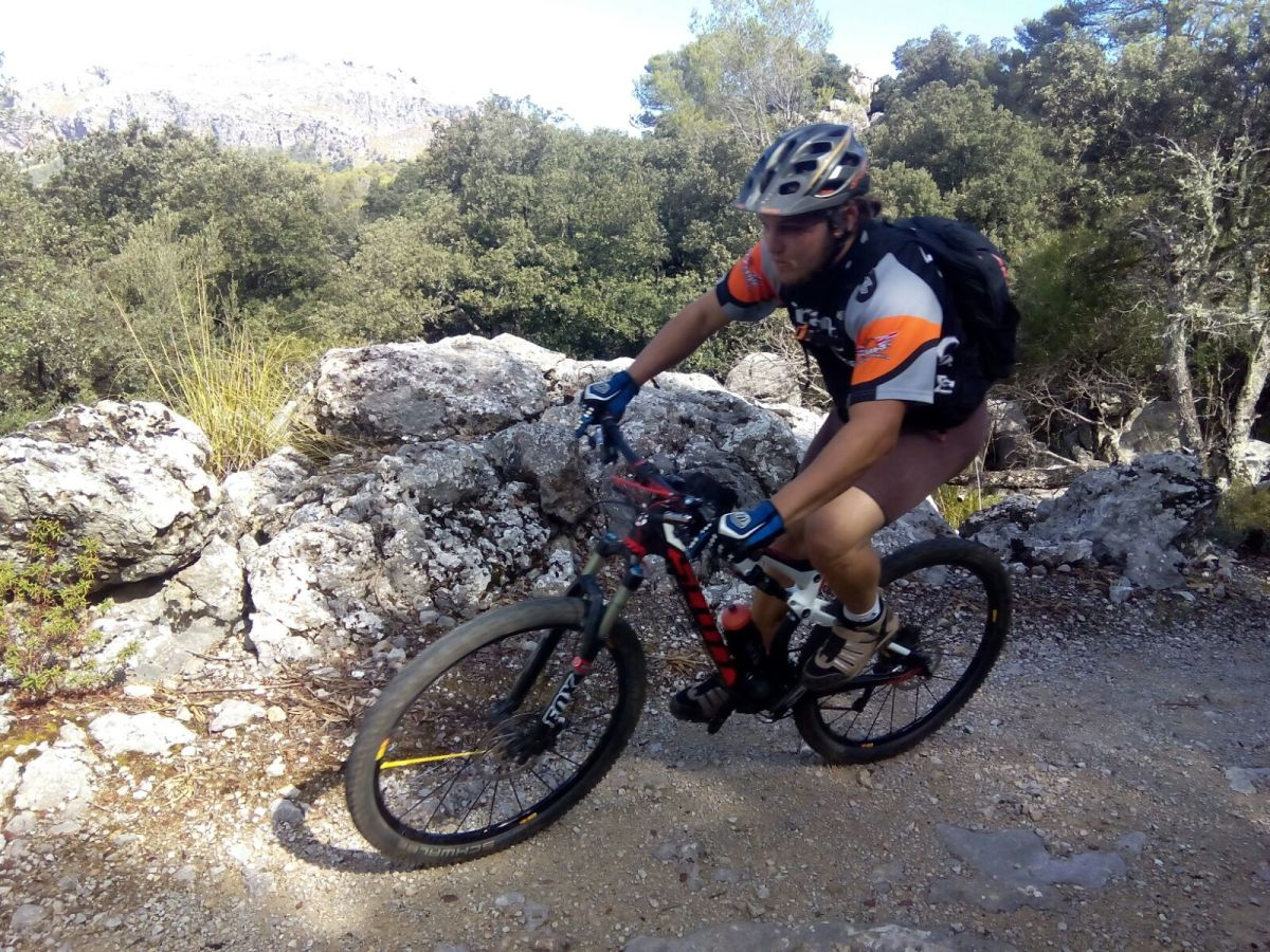 Sesión Mountain Bike en Mallorca (MTB)