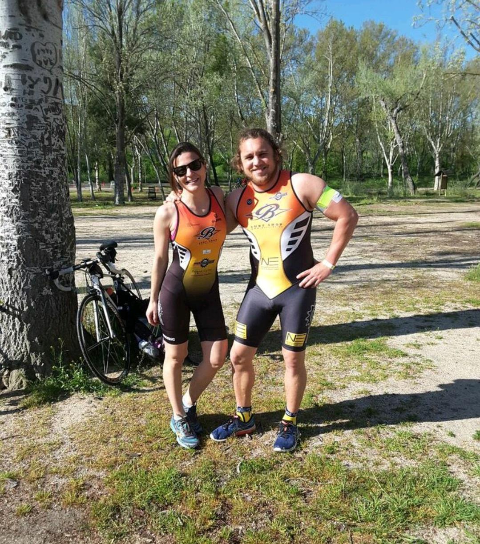 Conseguimos terminar nuestro primer triatlón ¡Con diabetes también sepuede!