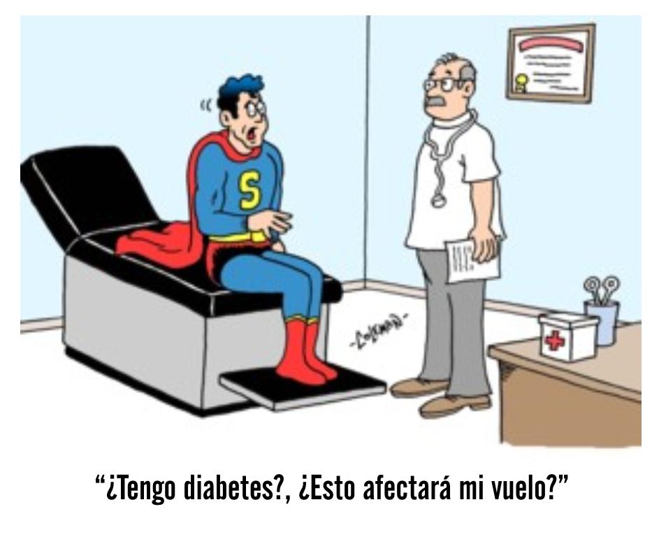 Cómo aprender a manejar la diabetes en eltrabajo