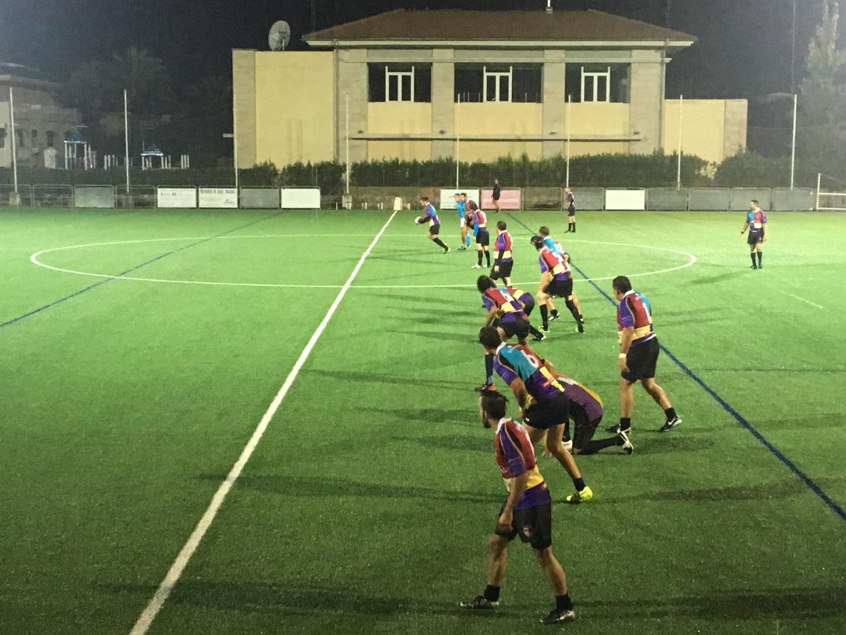 Rugby I. ConceptosBásicos