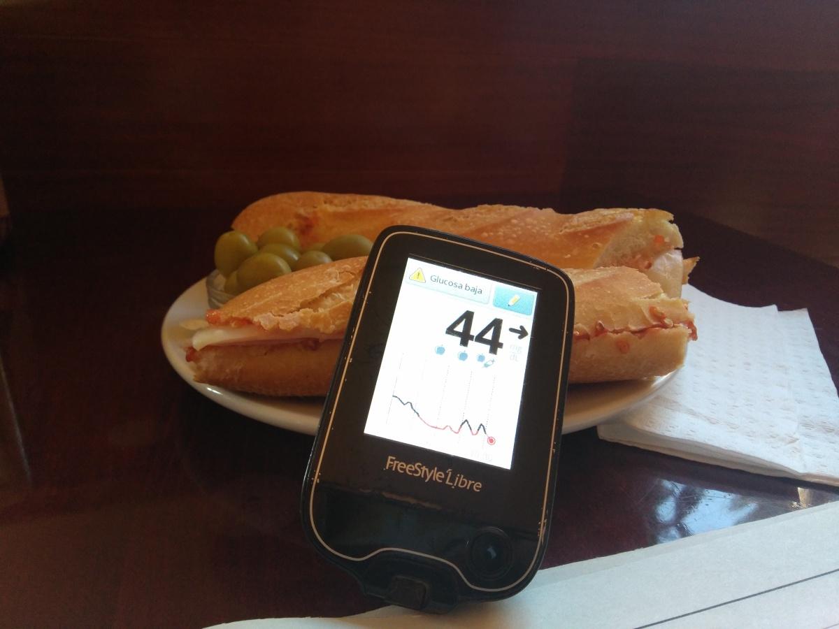 Seguimos los consejos de nuestro endocrino para bajar de peso: más deporte, menos insulina y una nuevadieta
